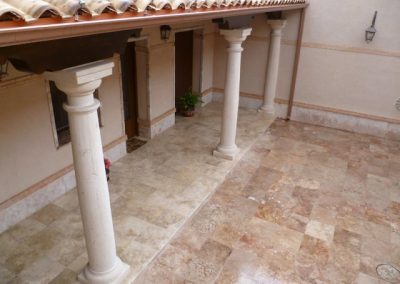 TRAVERTINE-ALANDALUS-LA VINA MARBLES PROJECTS (2)
