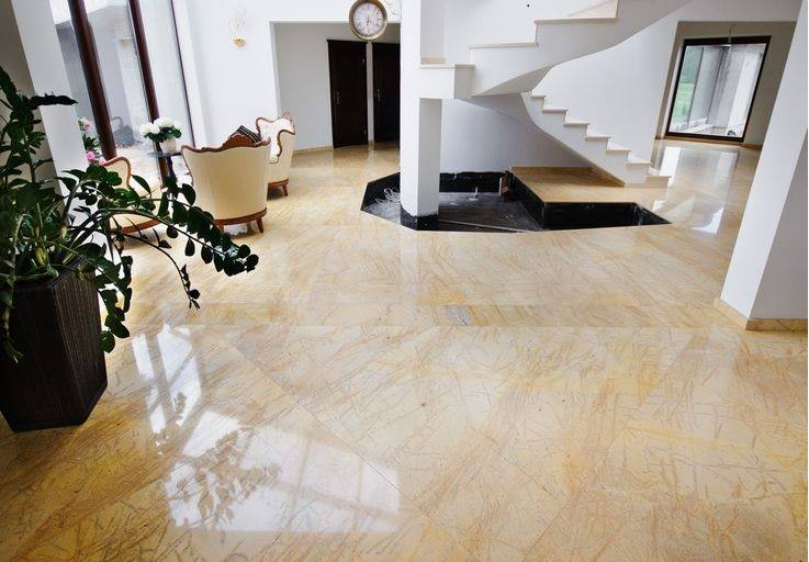 Marble in luxury projects: advantages and uses